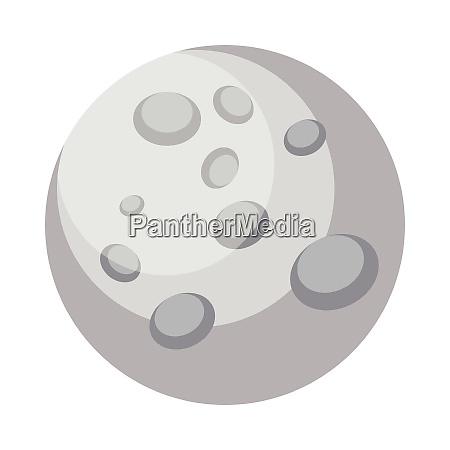 enkel mercury konstruktion vector illustration pa