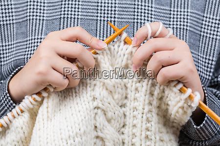 uld handlavet nal handvaerk trad hobby