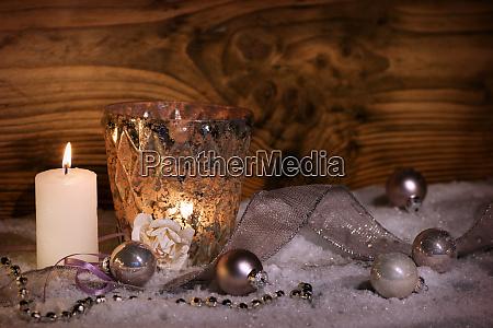 dekoration ved juletid