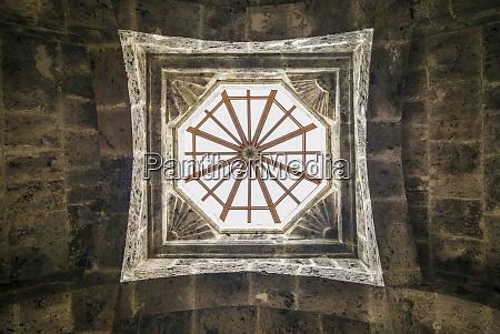 armenien, haghartsin., haghartsin, kloster, interiør, 10, århundrede. - 27686948