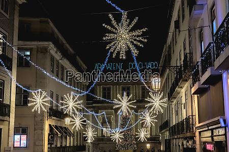 street, atmosphere, in, lisbon, at, night - 27959753