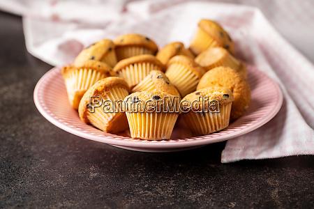 velsmagende, chokolade, muffins., søde, cupcakes. - 28135252
