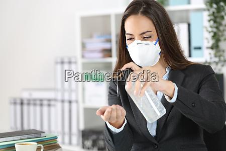 executive ifort maske ved hjaelp af