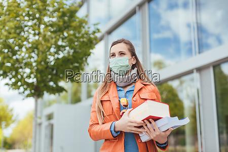 studerende under covid 19 kan ikke