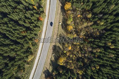 tyskland baden wurttemberg drone udsigt over