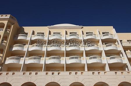 tunesisk moderne arkitektur