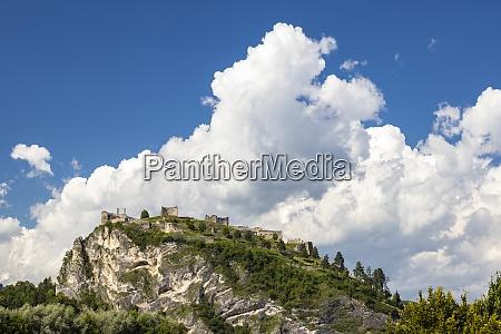 griffen ruinerne i carinthia regionen Ostrig