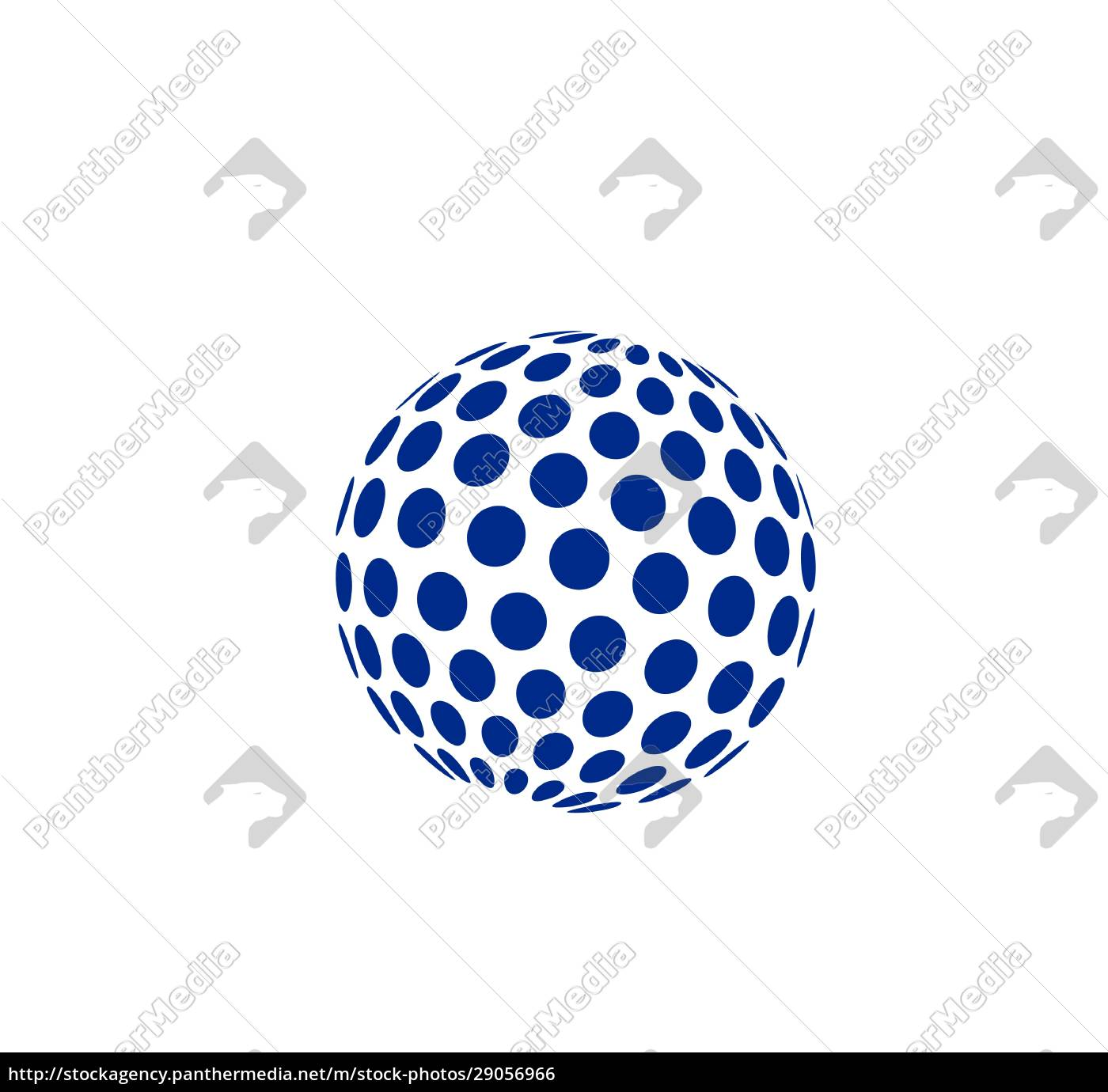 globe, global, network, connected, icon, vector - 29056966