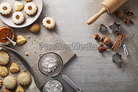 cookie bagning