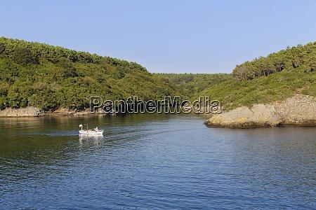tyrkiet sortehavet sinop hamsilos fjord