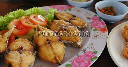 thai, style, cuisine, at, outdoor, restaurant - 29194932
