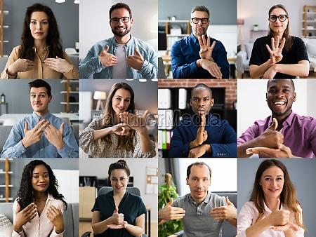 personer der laerer dove tegnsprog