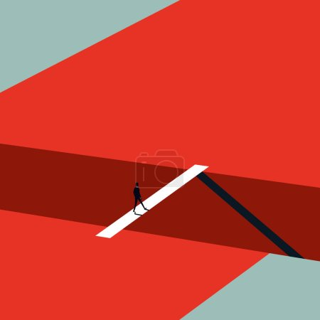 vector background illustration business art people