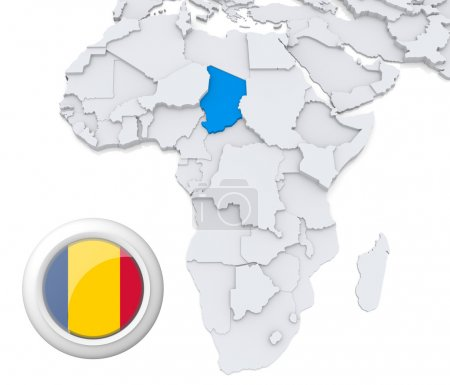 background, flag, map, Africa, algeria, egypt - B28740349
