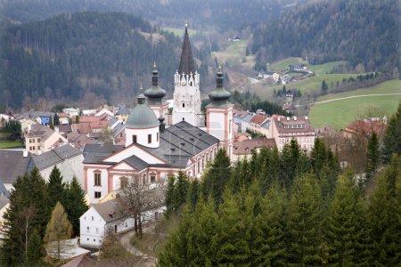 natur, bjerg, gammelt, landskab, arkitektur, tårn - B10742281