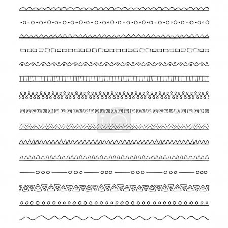 vector, element, illustration, design, set, decorative - B103720100