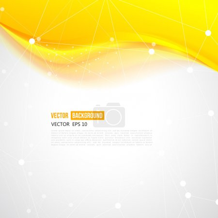 image, yellow, white, vector, background, curve - B74786391