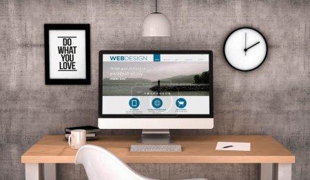computer, render, design, business, studio, cloud - B87572276